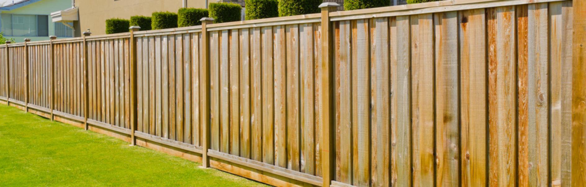 Come Recintare Un Giardino realizza la tua recinzione o un divisorio in giardino