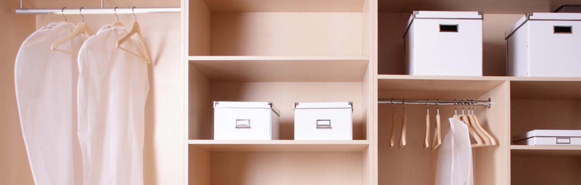 Ripiani Armadio Fai Da Te montaggio di un ripiano aggiuntivo nell'armadio