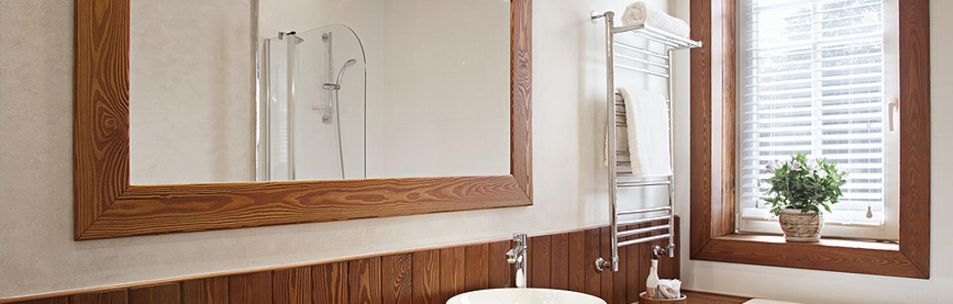 Lo Specchio In Cucina appendere uno specchio