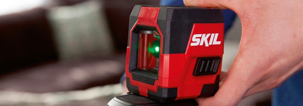 Livelle laser