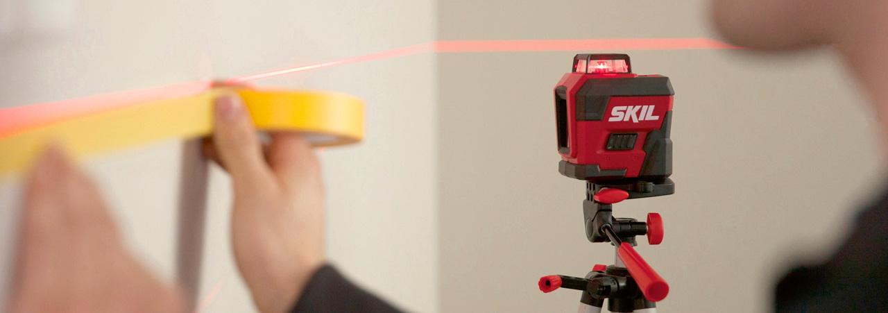 Strumenti laser / di misura