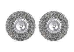 SKIL Spazzole in acciaio per spazzola elettrica rimuovi-erbacce