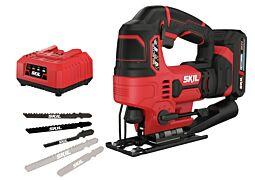 SKIL 3420 AA Seghetto alternativo a batteria