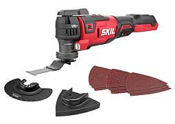 SKIL 3650 CA Utensile multifunzione «brushless» a batteria