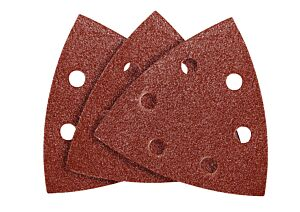 SKIL Foglio abrasivo con fissaggio a strappo (triangolare, 93 mm)
