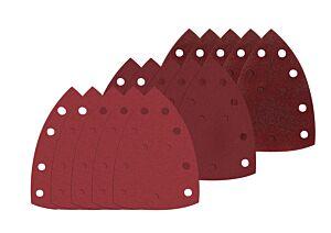 SKIL Set di fogli abrasivi con fissaggio a strappo (102 x 151 mm)