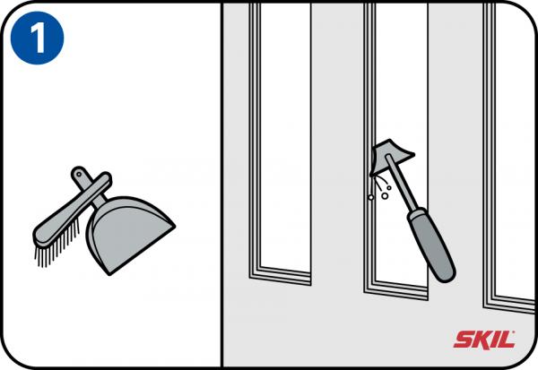 Dipingere porte e infissi delle finestre - Verniciare le finestre ...